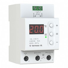 Терморегулятор Terneo rk на 32 ампера