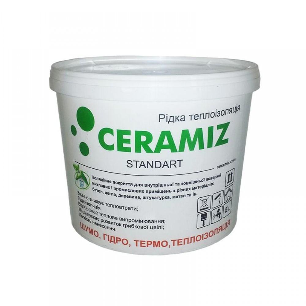 Теплоизоляция Ceramiz Standart 10L