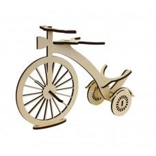 """Подставка под бутылку """"Старинный велосипед"""""""