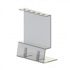 Демонстрационная подставка для столовых приборов с ценником