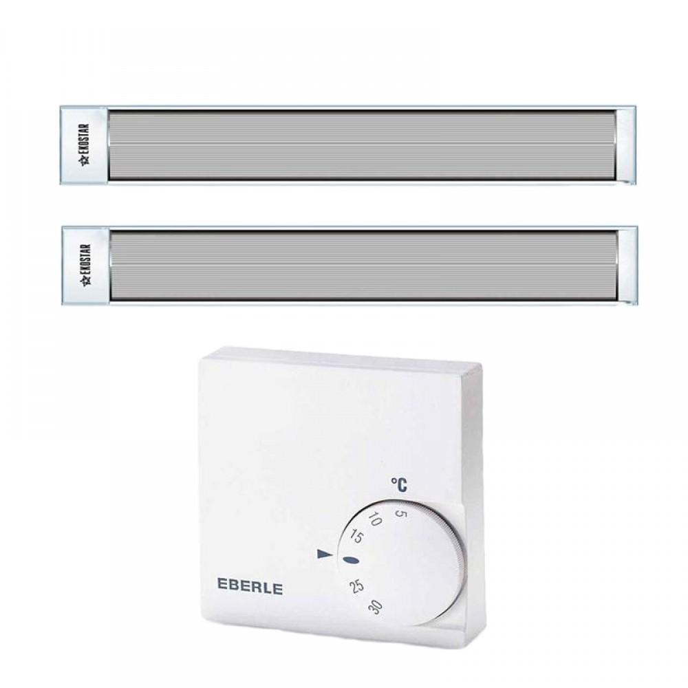 Система отопления E600+Е600