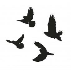 Панно на стену Птички