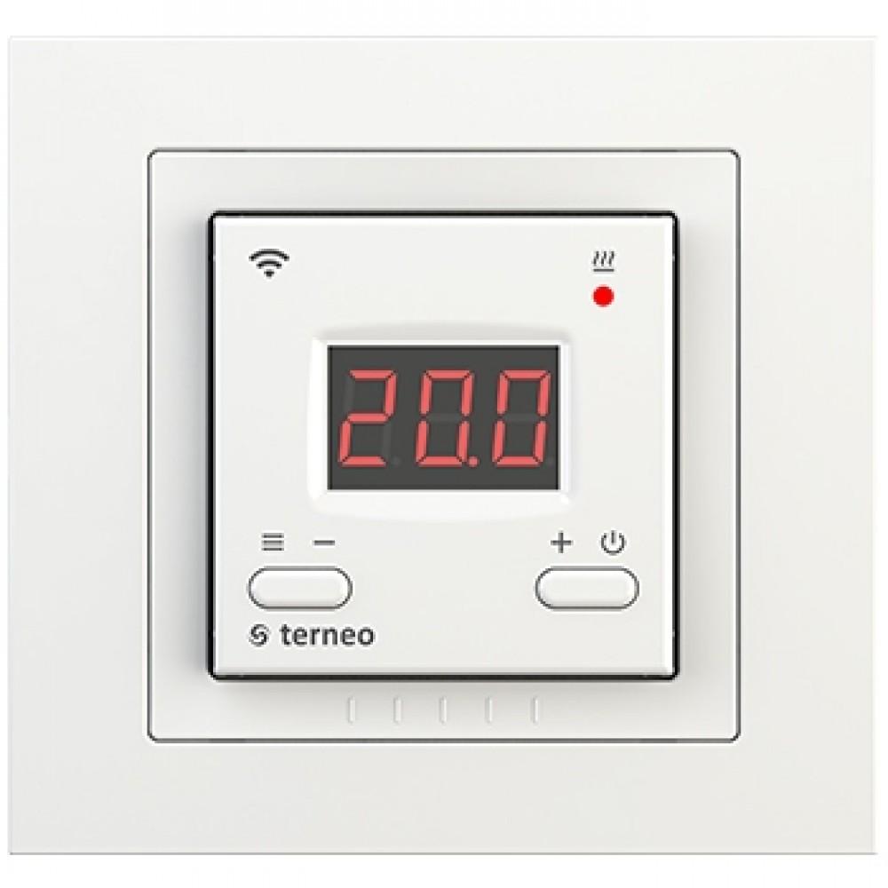 Терморегулятор Terneo ax unic Wi-Fi